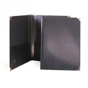 The Black Folio & Binder