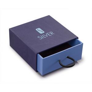 Silvery Jewelry Box
